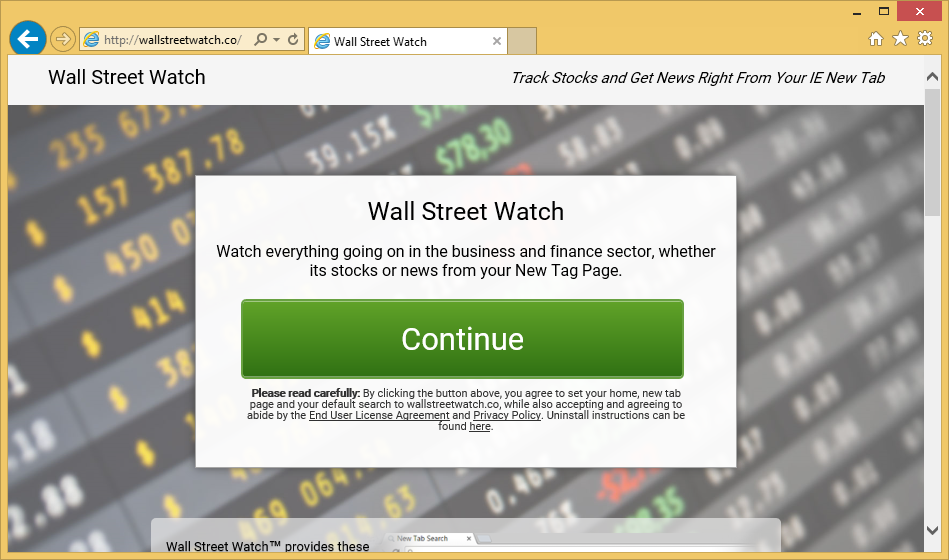 Wallstreetwatch