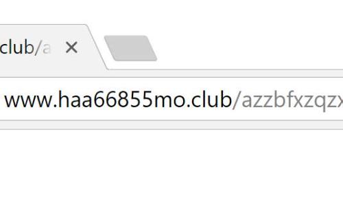 Ako odstrániť Haa66855mo.club