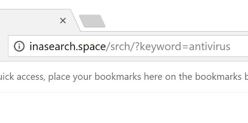 Inasearch.space Removal