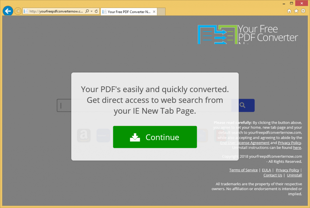 Eliminar Your Free PDF Converter Now