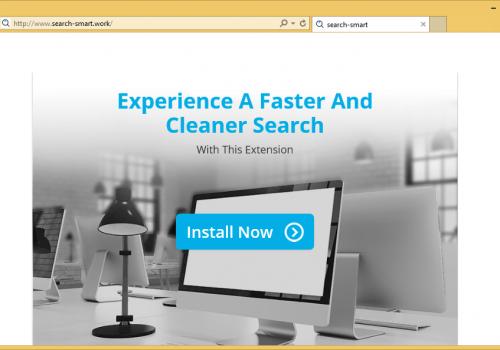 Odstrániť Search-smart.work