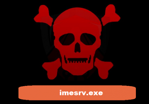 How to remove imesrv.exe