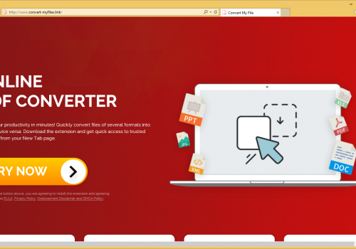 How to remove Convert-myfiles.link