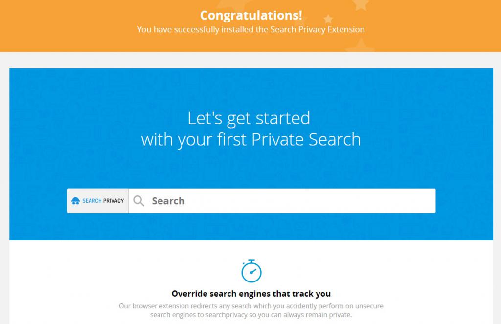 Search-Privacy-store