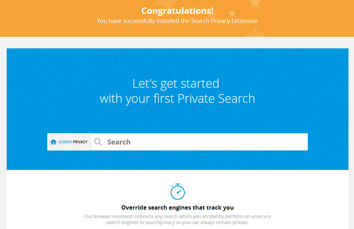 Jak odstranit Search-Privacy.store