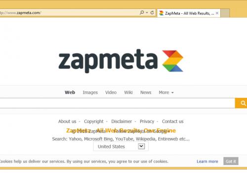 Remove Zapmeta.com