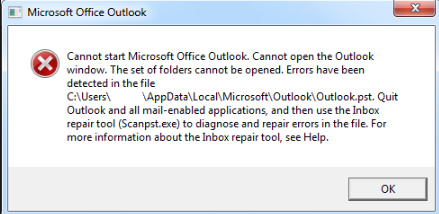 Microsoft Outlook Repair