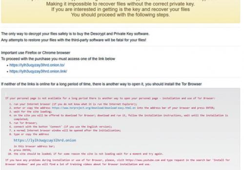 NMCRYPT ransomware verwijderen
