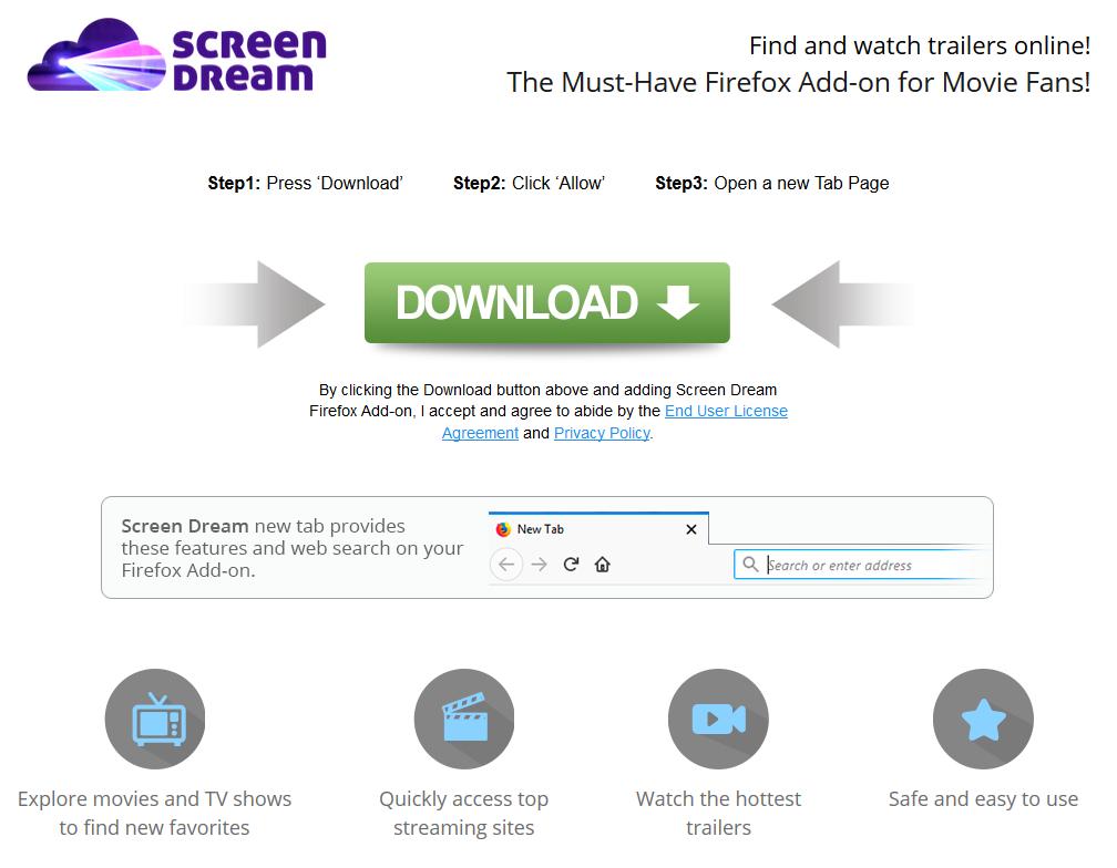 Screen Dream Hijacker