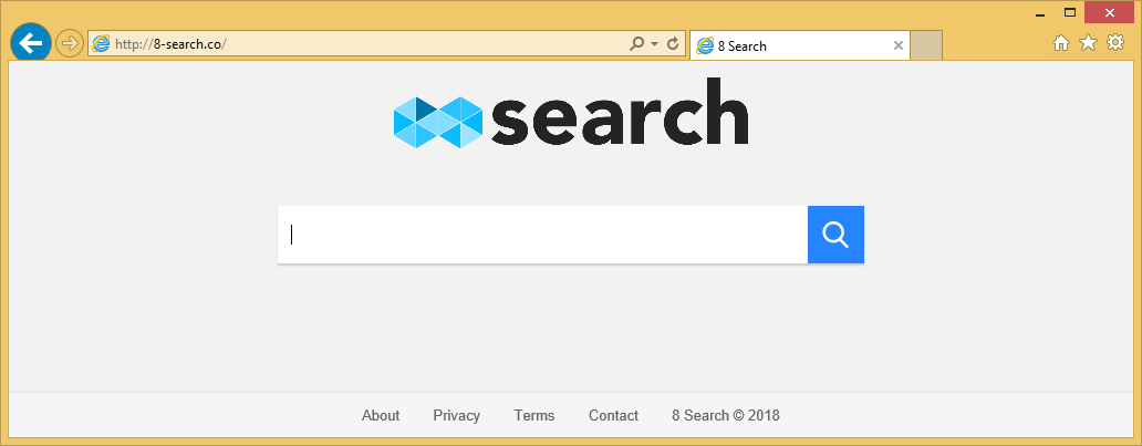 8-search.co – cara menghapus?