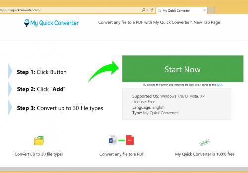 How to remove Myquickconverter.com