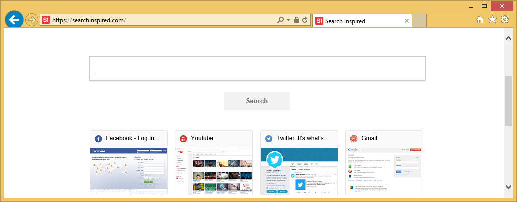 Searchinspired.com virus entfernen