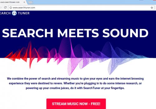 Menghapus musicNow Home adware