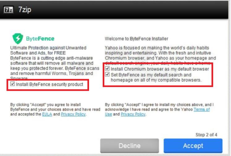 bytefence software safe