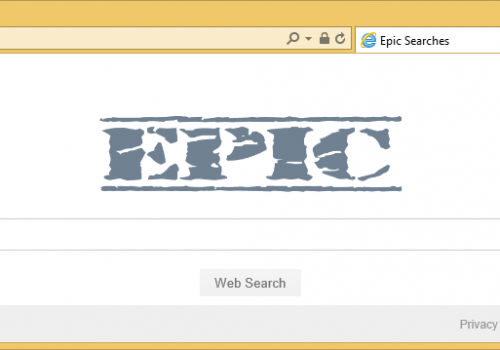 EpicSearches.com – How to remove?