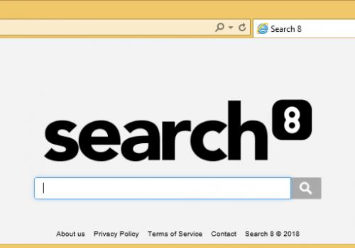 Jak odstranit Search8.com.au