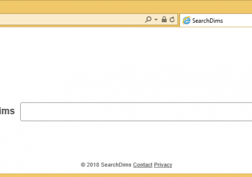 Searchdims.network – jak odstranit?