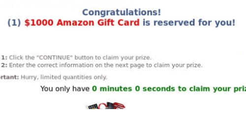 Remove Yahoo Customer Reward Program Scam