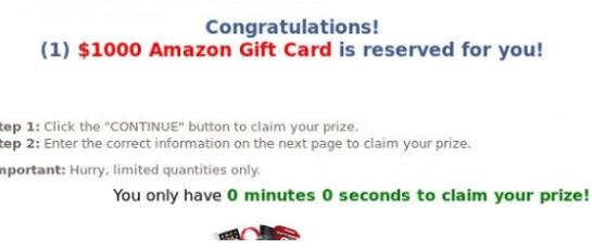 Yahoo Customer Reward Program Scam
