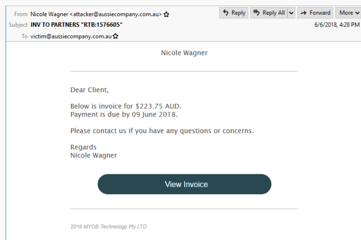 DanaBot Trojan jest przeznaczony dla użytkowników Bank