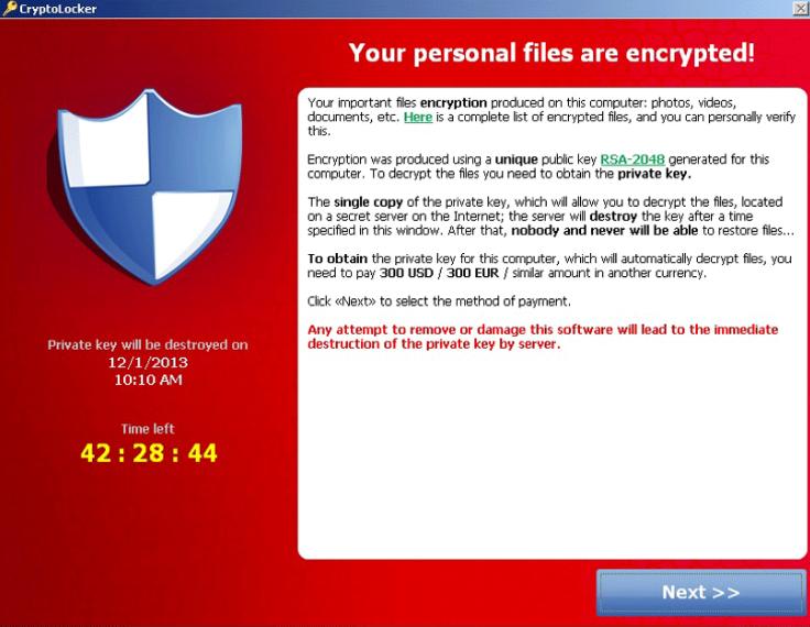 Gewusst wie: Entfernen von Charm Ransomware