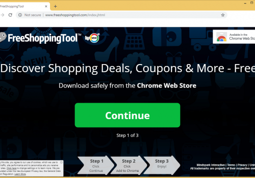 FreeShoppingTool Toolbar – ¿cómo eliminar?