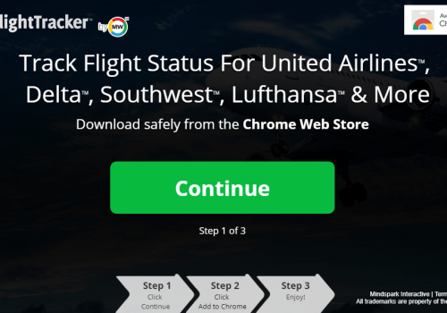 Menghapus QuickFlightTracker Toolbar