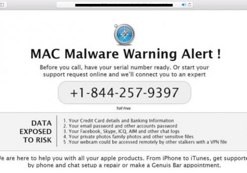 Odstranit RadioSpot Mac Virus