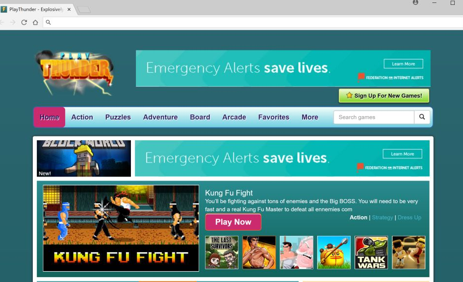 Ads by Green Game Virus