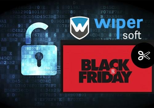 İn sahte siyah Cuma/Cyber Pazartesi dikkat apps