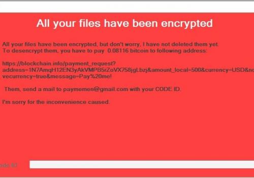 Odstrániť Ghost ransomware