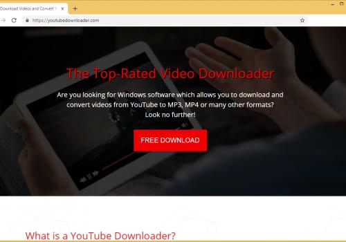 Comment faire pour supprimer YoutubeDownloader