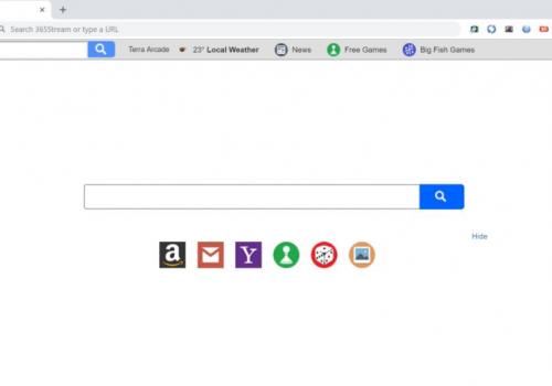 Cómo eliminar Search.terraarcade.com