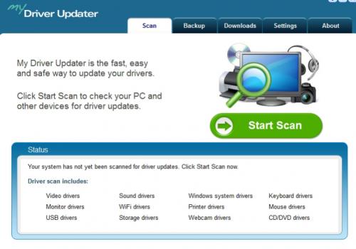 Remove DriverUpdate virus
