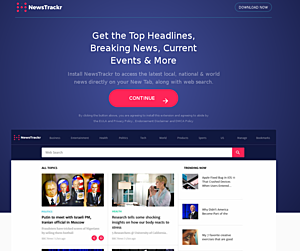Remove Newstrackr.co