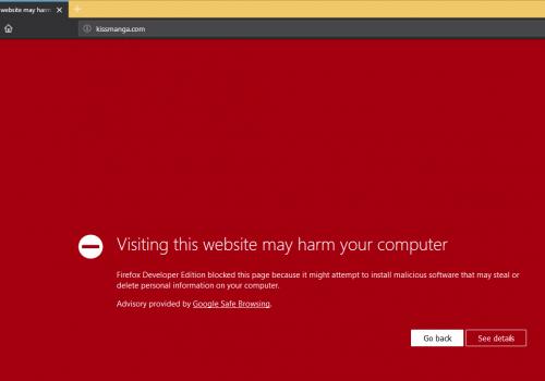 Odstrániť Kissmanga malware