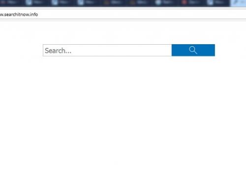 Searchitnow.info virus – วิธีลบ