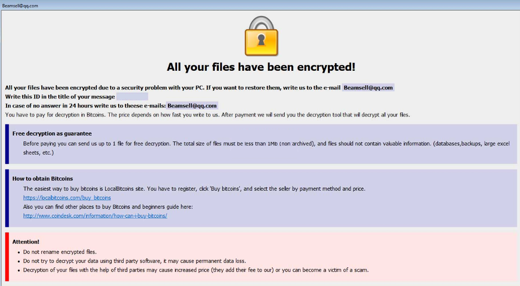 Remove .Jupstb ransomware virus – Removal Tool