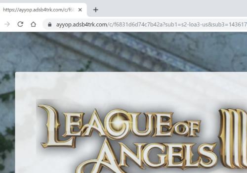 Как удалить Ayyop.adsb4trk.com
