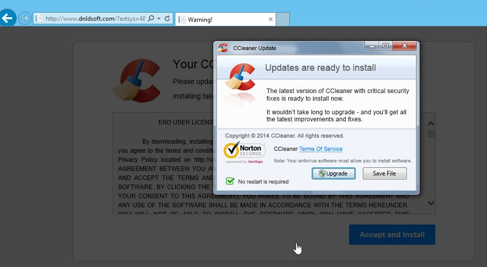 latest ccleaner version