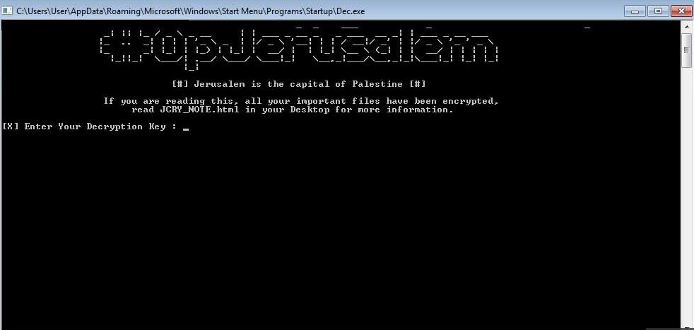 Plomb Ransomware