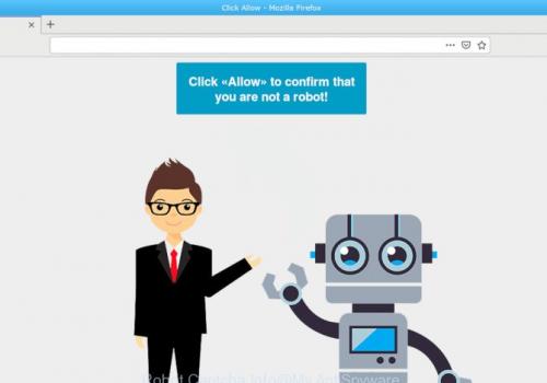 Robot Captcha Info-Hvordan fjerne virus?