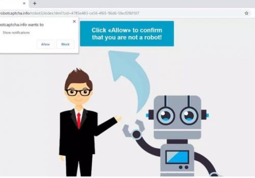 How to remove Robotcaptcha.info
