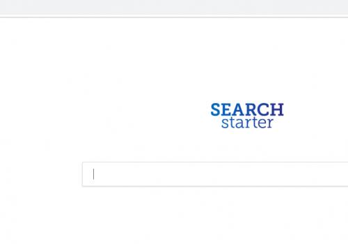 Remover Search-starter.com -pesquisa-remoção do acionador de partida