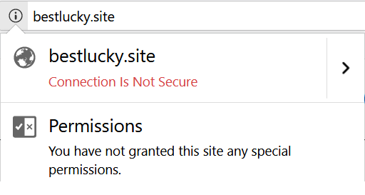How to remove Bestlucky.site