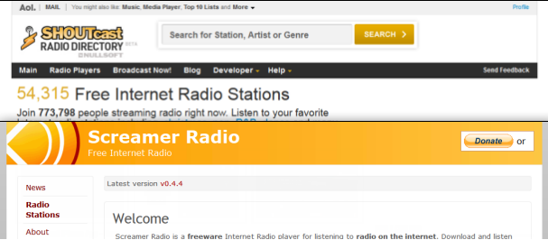 Free Streaming Radio