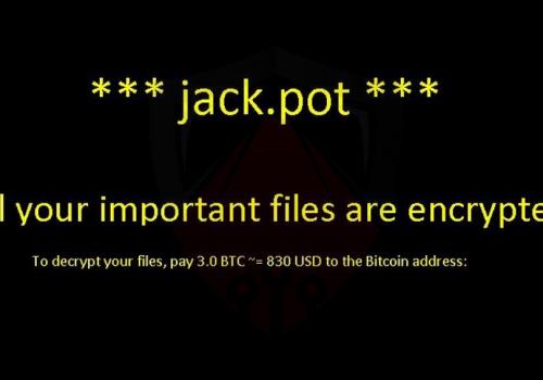 TogliereJack Ransomware