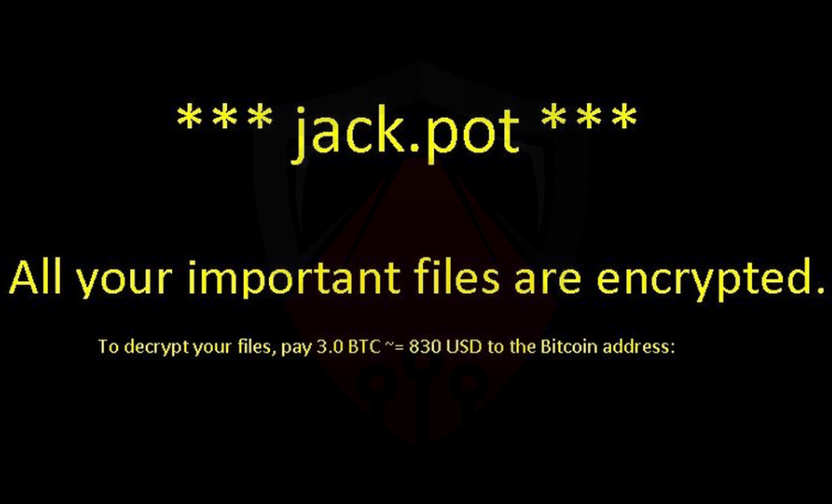 Remove Jack Ransomware