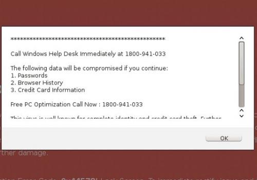 Eliminare.tre456_worm_windows