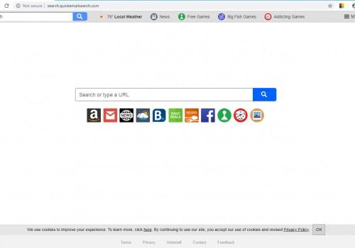 Remove Search.quickemailsearch.com